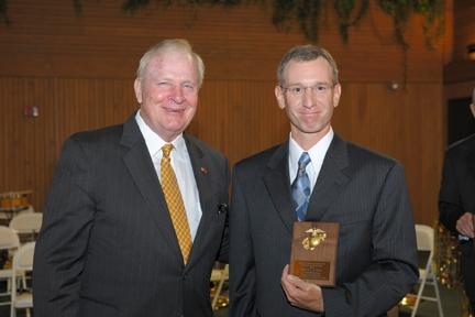Brad S. Alsop MCCCK – IMSFF Award 2008