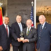 Thomas E. Bulleit, Jr Humanitarian Award 2016
