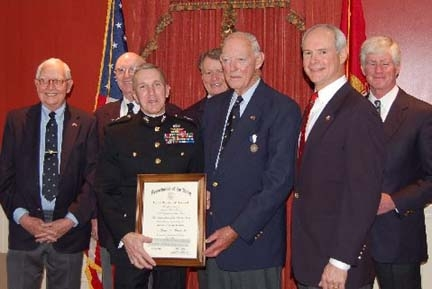 James E. (Ted) Bassett III Navy Public Service Award 2007