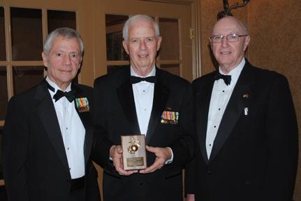 Robert V. Evans, Jr. RWMA 2013